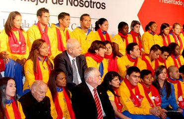 Gran Gala del Deporte Colombiano