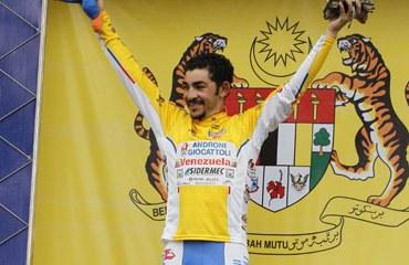 Serpa ya piensa en el Tour de San Luis