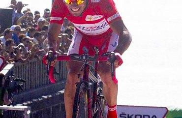 'Purito' termina este domingo el Tour de San Luis