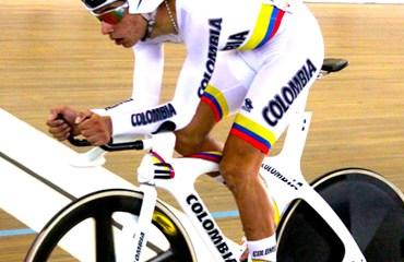 Fernando Gaviria, otra medalla de oro para su colección
