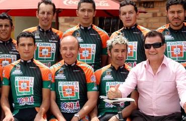 El equipo viene de ganar el año pasado el Clásico RCN y la Vuelta a Chiriquí