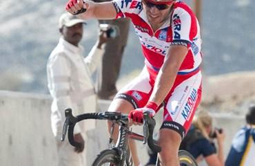 'Purito' Rodríguez y su victoria en Omán