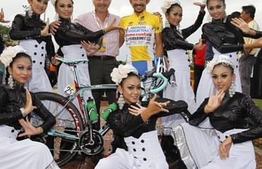 2 colombianos saldrán por el título del Tour de Langkawi