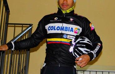 Leonardo Duque vuelve a competencia con el Team Colombia