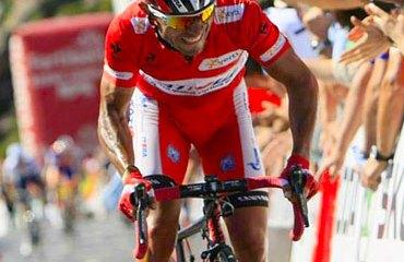 'Purito' Rodríguez y su equipo del Katusha al próximo Tour