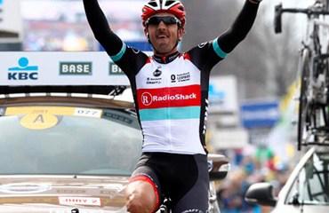 Cancellara no tuvo rival alguno en Flandes
