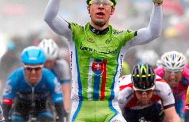 El eslovaco completó su 4º triunfo personal en 2013