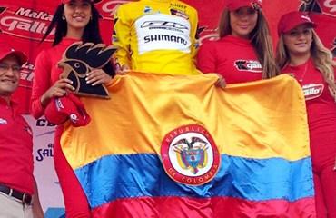 Oscar Sánchez se mantuvo al frente de la ronda centroamericana