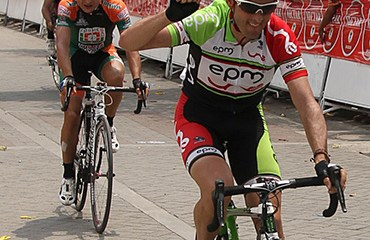 Sevilla dominó el duro trazado y ganó en Anapoima