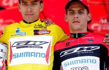Jonathan Millán sigue vestido de amarillo en la carrera chapina