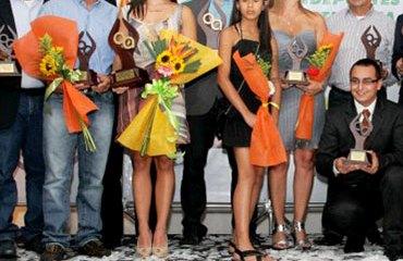 El Ciclismo dominó los Premios Acord Antioquia