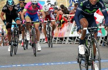 El turno ahora de etapa fue para Nairo Quintana