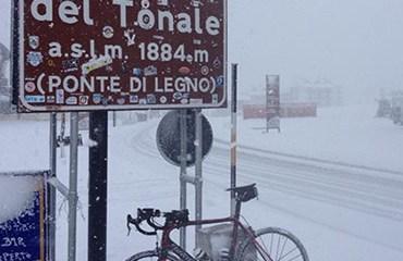 Cancelada la etapa 19 del Giro de Italia