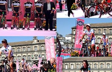 Los colombianos siguen dando la pelea en el Giro 2013