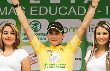 Sevilla sigue exhibiendo un gran nivel de cara a la ya próxima Vuelta a Colombia
