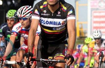 Ospina es la 2ª segunda baja del escuadrón colombiano en el Giro