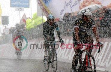 Duarte, Urán y Betancur, hicieron el 2, 3, y 4 en la 'etapa reina' del Giro