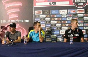 Varias de las estrellas del Giro 2013 hablaron en exclusiva para RMC