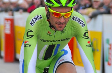 """""""El Terrible"""" Basso por fuera del Giro 2013"""