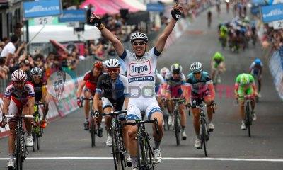 El pedalista alemán John Degenkolb se estrenó con su equipo en este 2013 y lo hizo nada más y nada menos que en el Giro de Italia
