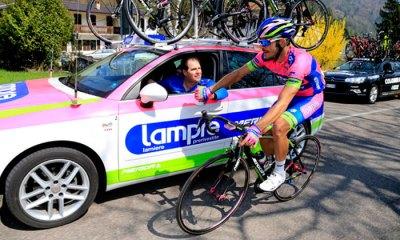 Serpa ya sabe lo que es correr un Giro, y ahora con su nuevo equipo, espera aportar su grano de experiencia para lograr los objetivos trazados. Crédito Foto: Luca Bettini/BettiniPhoto