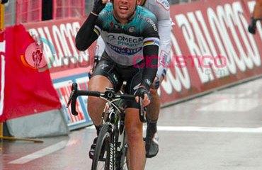 Mark Cavendish es el mejor embalador del mundo
