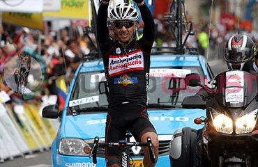 Infantino alcanzó su segunda victoria en este giro nacional 2013