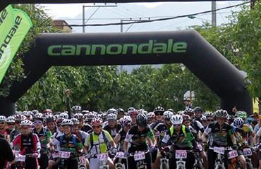 La Cannondale Adrenalina Race marcó un número record de participantes