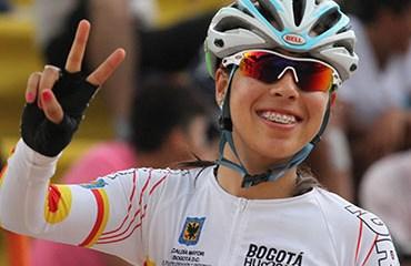 La bogotana Jessica Parra se confirmó como gran figura del certamen