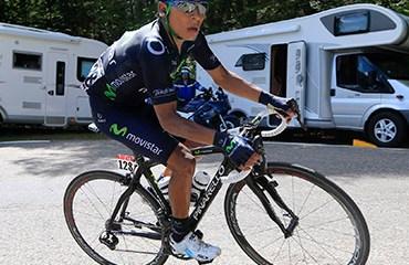 Quintana sigue erigiendose en una de las grandes figuras del Tour