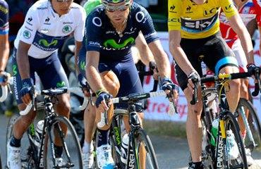 Quintana es figura indiscutible del Tour de Francia 2013
