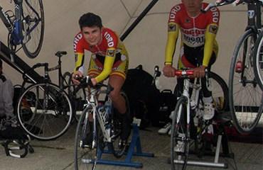 Bogotá empezó dominando el Nacional de Paracycling