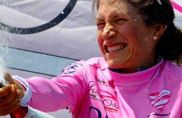 La corredora Mara Abbot se afianzó en la general individual
