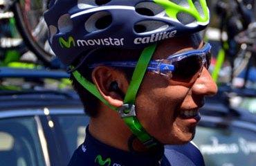 Quintana es actualmente el cuarto mejor ciclista del mundo