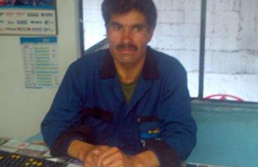 José Parra, padre de la campeona Jessica Parra
