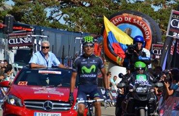 Nairo Quintana y su triunfo en la Vuelta a Burgos
