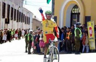 Oscar Solíz y otro triunfo en su país