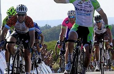 Modolo se coronó bicampeón de esta prueba italiana
