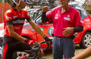 Carlos Mario Jaramillo, director técnico del Coldeportes-Claro