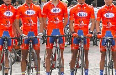 El Elegant House será uno de los principales equipos candidatos al título de la Vuelta