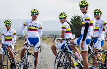 Colombia en los Mundiales de Toscana