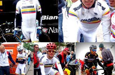 Colombia por el podio en Toscana