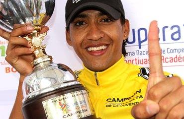 Ronald Gómez es el vigente campeón de la prueba