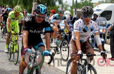 """""""La Vuelta todavía no ha acabado y hay cosas por hacer"""", sentenció Henao"""