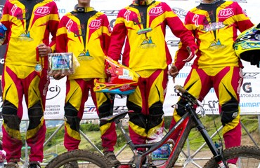Specialized Manizales DH Team
