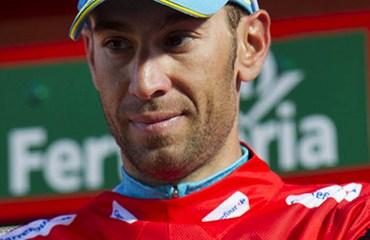 Nibali siguió de rojo en una Vuelta que entra desde este jueves en su recta final