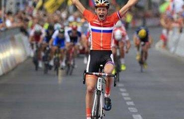 Van der Poel se alzó con la medalla de oro entre los júnior