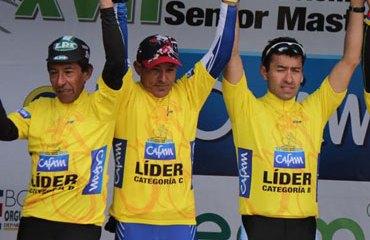 Todo listo para el inicio de la XIX Vuelta a Colombia Máster