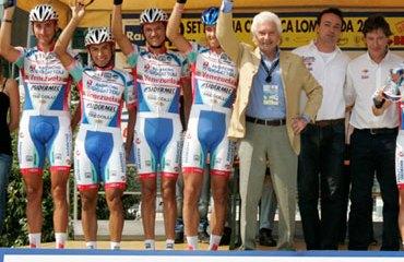 El Androni de Gianni Savio ya tiene Wild Card para el Giro 2014