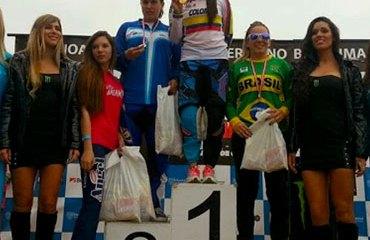 Mariana Pajón consiguió otro gran logro es su ya rica carrera deportiva